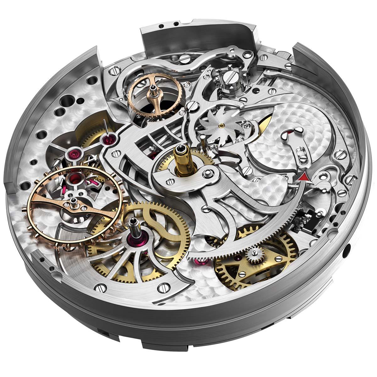 La Cote des Montres : Photo - Montblanc TimeWalker Chronograph 1000 Édition Limitée 18