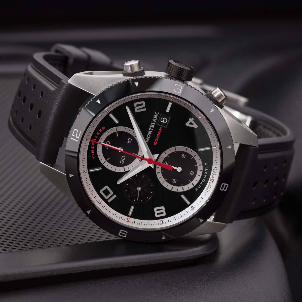 The Watch Quote: Photo - Montblanc Becomes Official Timing Partner of Legendary Goodwood Festival of Speed