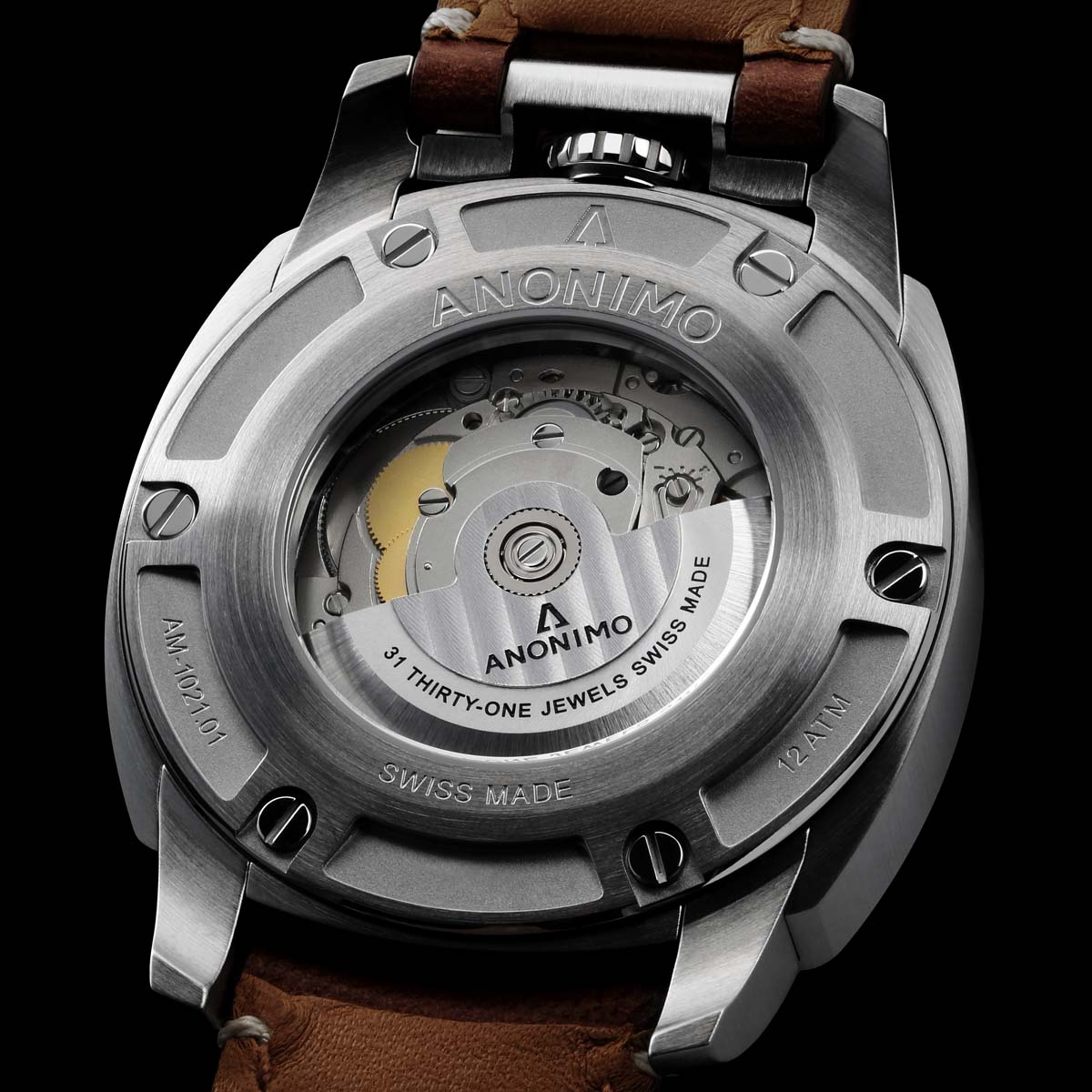 The Watch Quote: Photo - Anonimo Militare Vintage