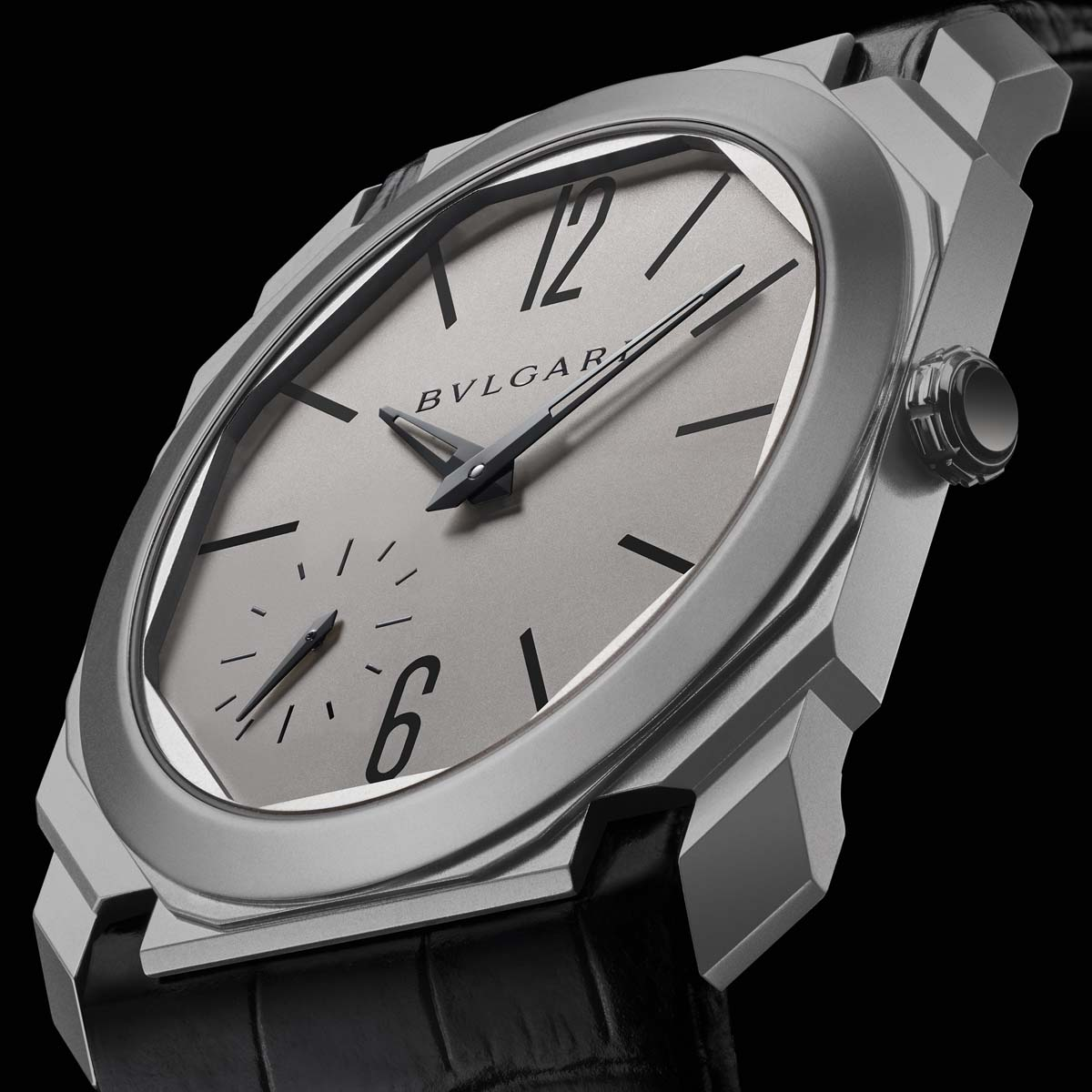 La Cote des Montres : Photo - Bulgari Octo Finissimo Automatique