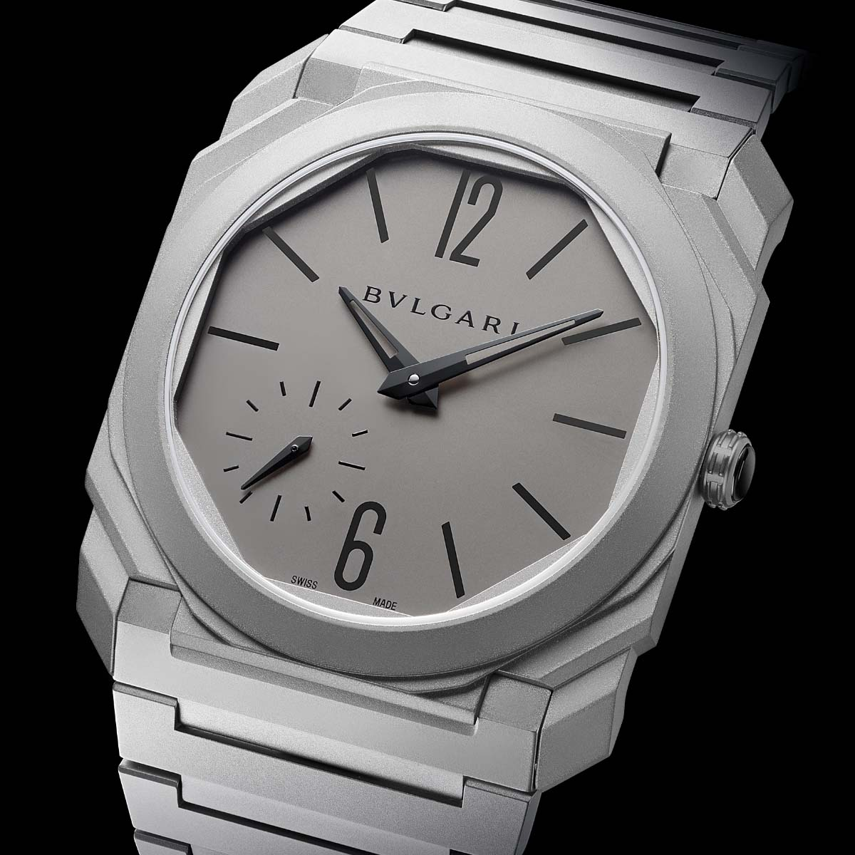 The Watch Quote: Photo - Bulgari Octo Finissimo Automatc