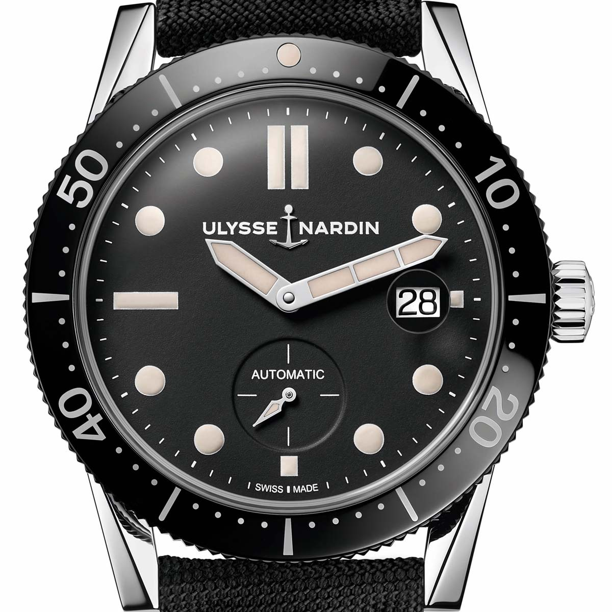 The Watch Quote: Photo - Ulysse Nardin Diver Le Locle