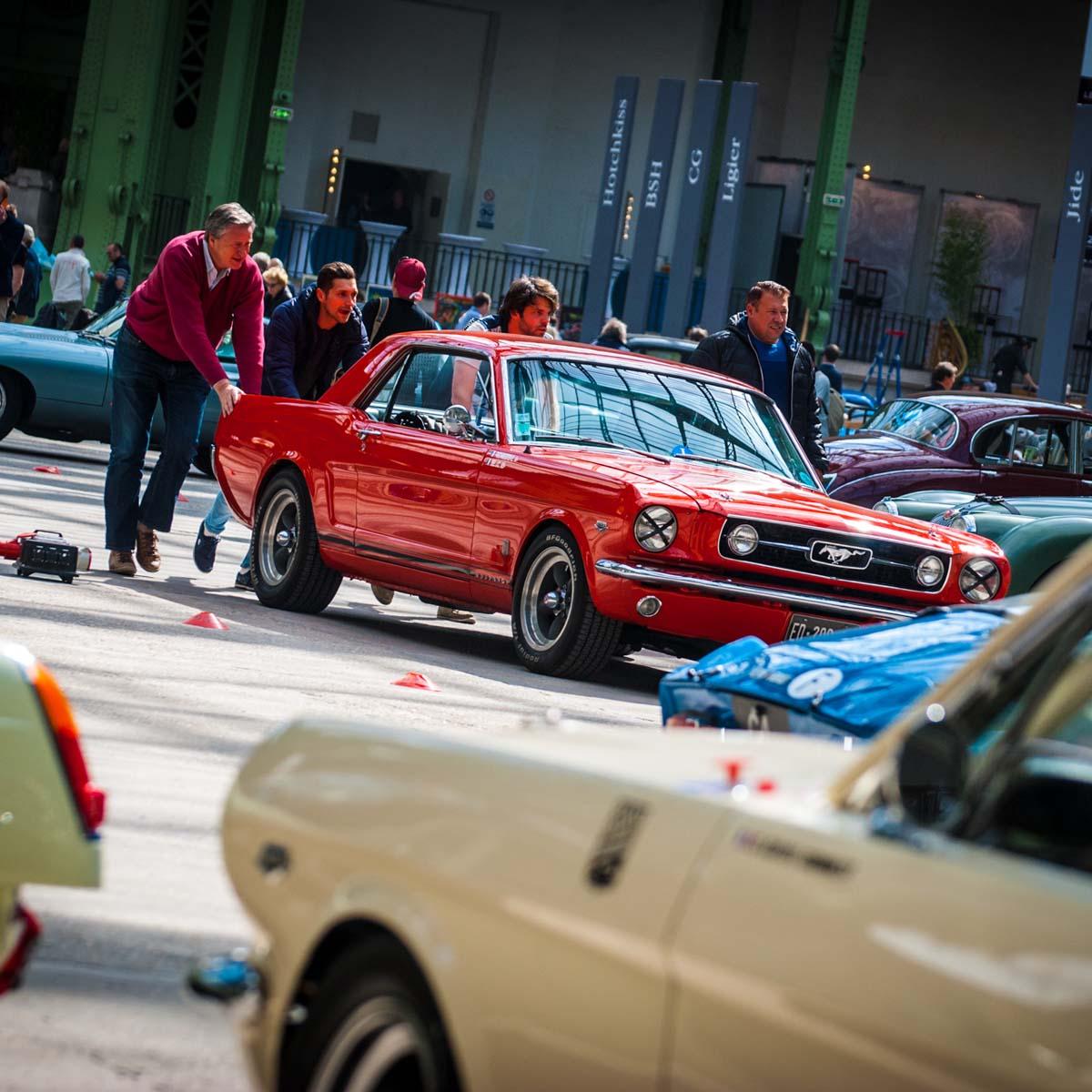 La Cote des Montres : Photo - Zenith Tour Auto Optic 2ooo (24-30 avril 2017)