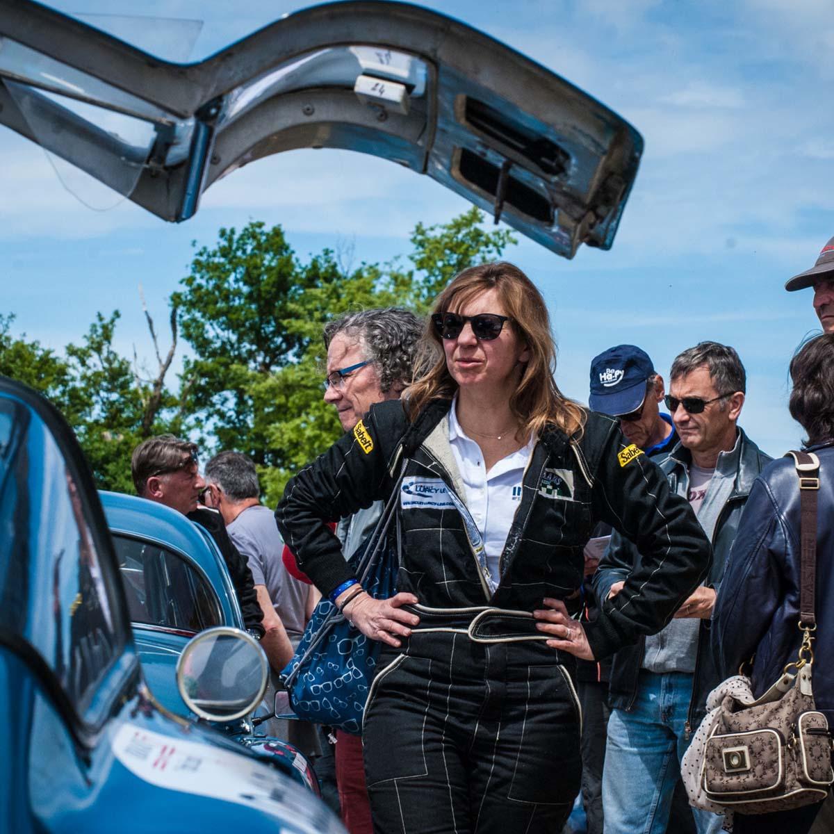 La Cote des Montres : Photo - Zenith Tour Auto Optic 2000 – Étape 5 : Toulouse - Biarritz (29 avril)