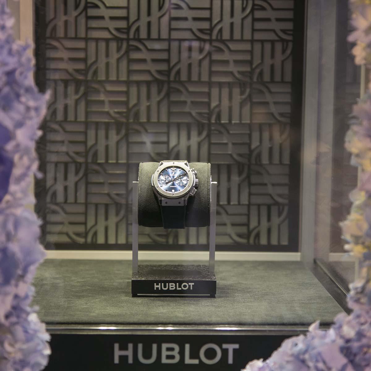 La Cote des Montres : Photo - Hublot  Classic Fusion Chronograph « Prince's Trust »