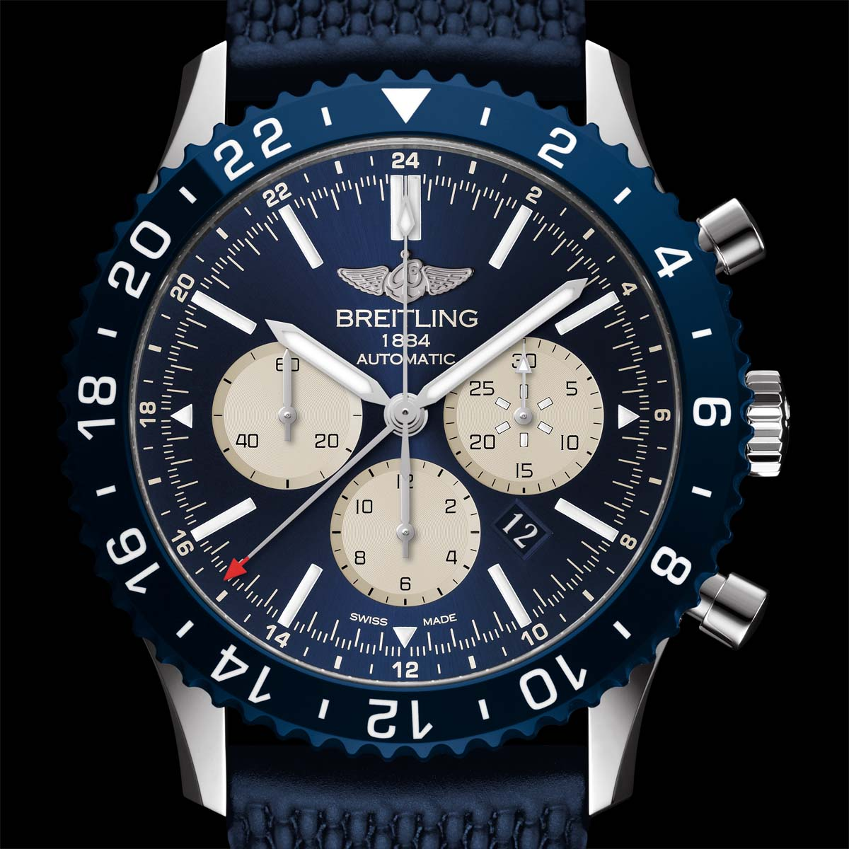 The Watch Quote: Photo - Breitling Chronoliner B04