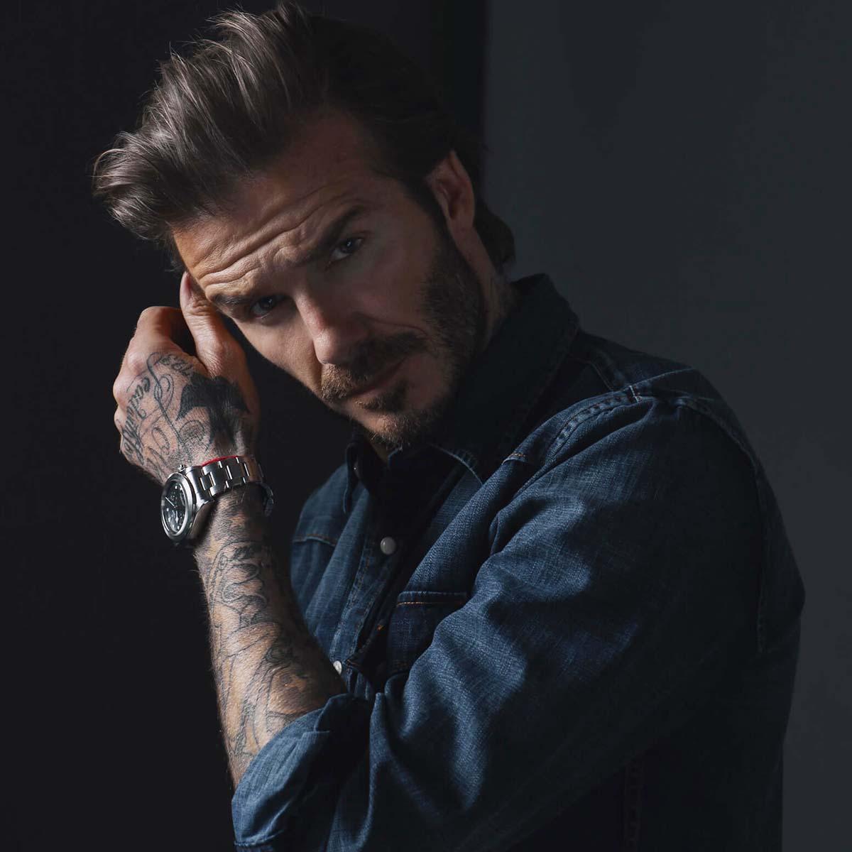 La Cote des Montres : Photo - Tudor annonce David Beckham comme nouvel ambassadeur de marque et de sa campagne