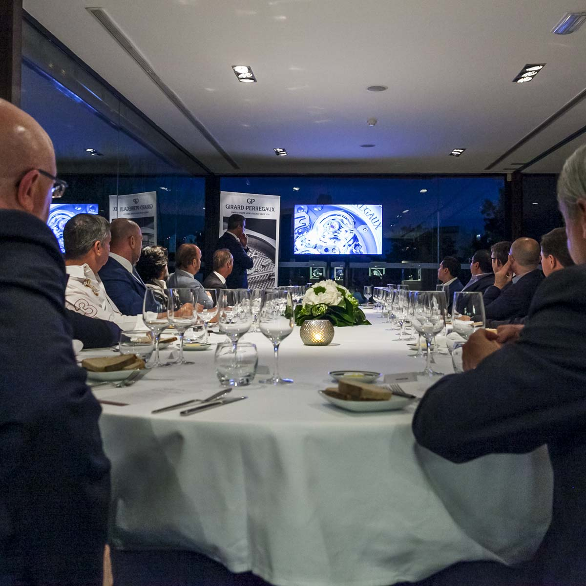 The Watch Quote: Photo - Girard-Perregaux presents the new Laureato collection in Lisbon and Cascais
