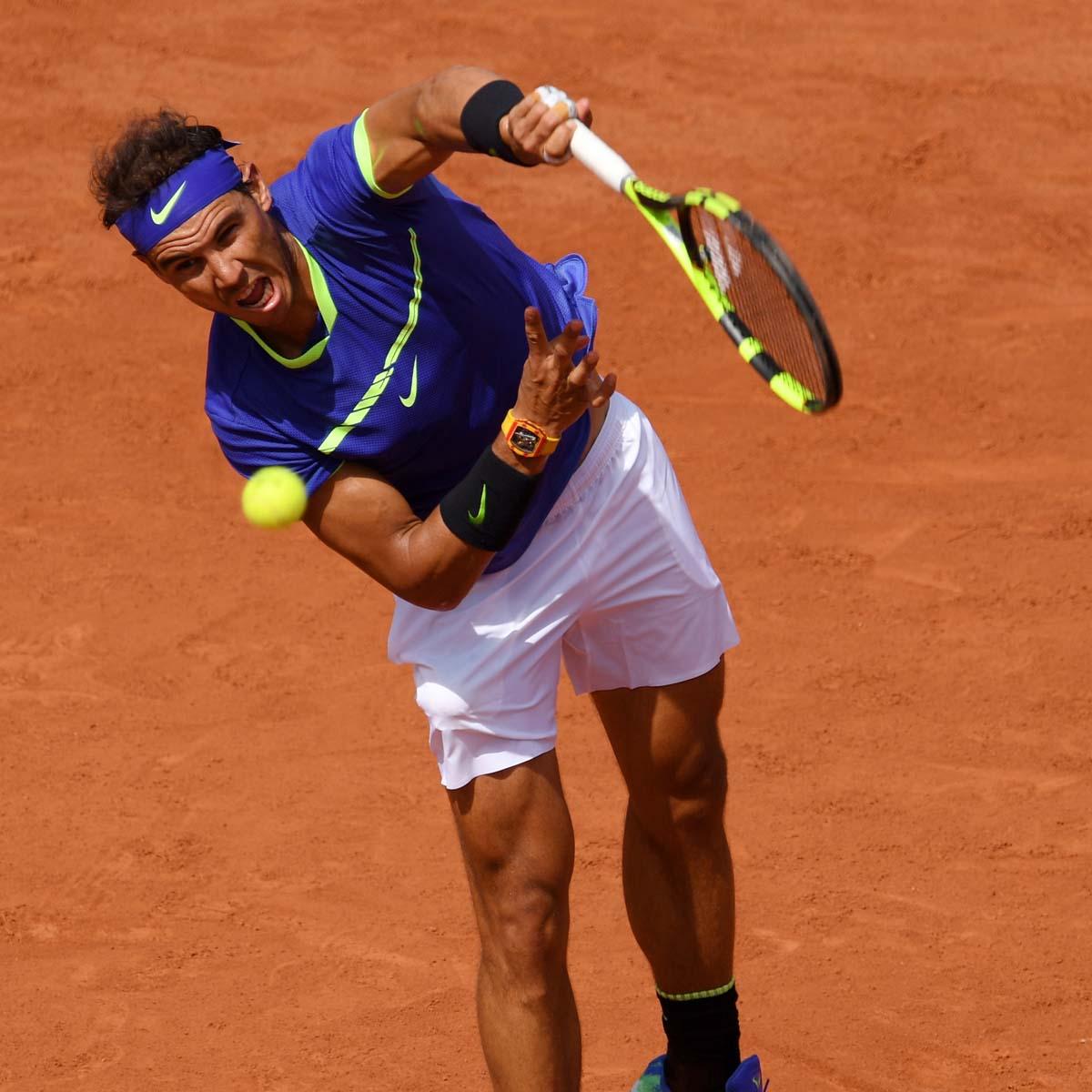 The Watch Quote: Photo - Roland Garros 2017: Rafa claims la Decima in Paris!