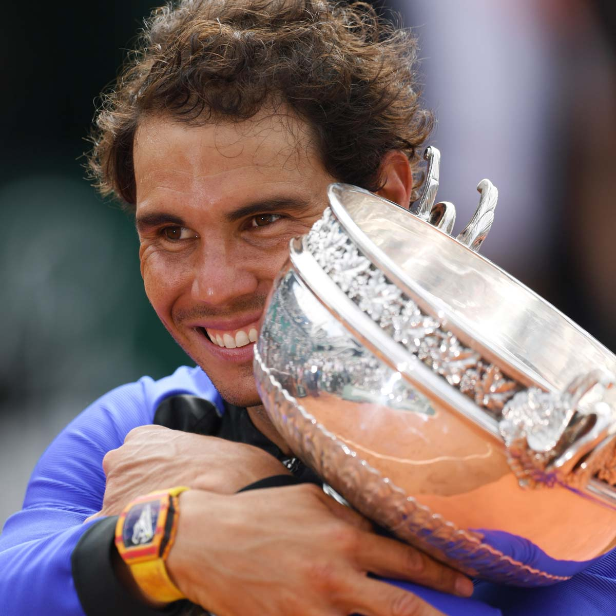 The Watch Quote: Photo - Roland Garros 2017: Rafa claims la Decima in Paris!