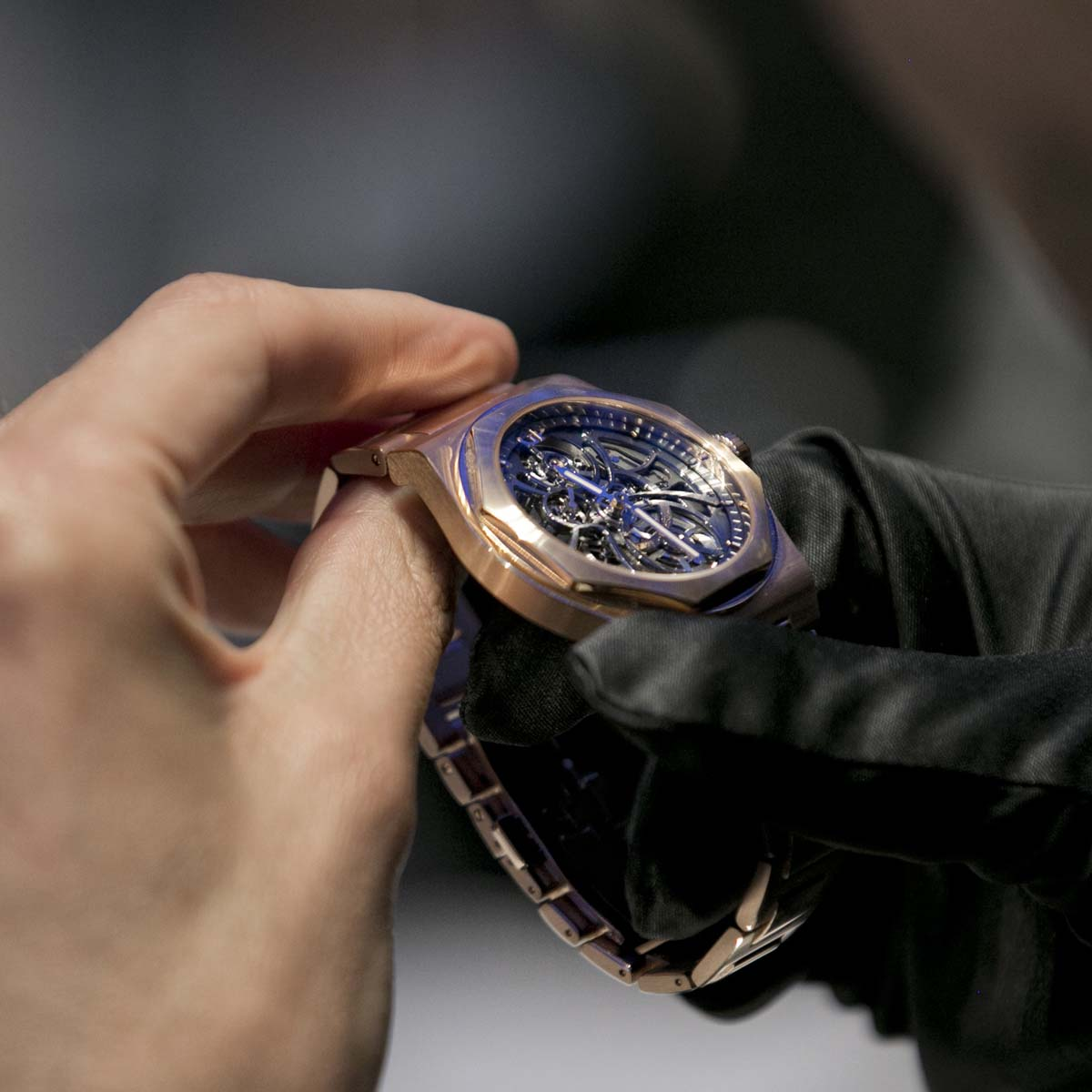 The Watch Quote: Photo - The Laureato makes a stopover in the country of its birth, Italy