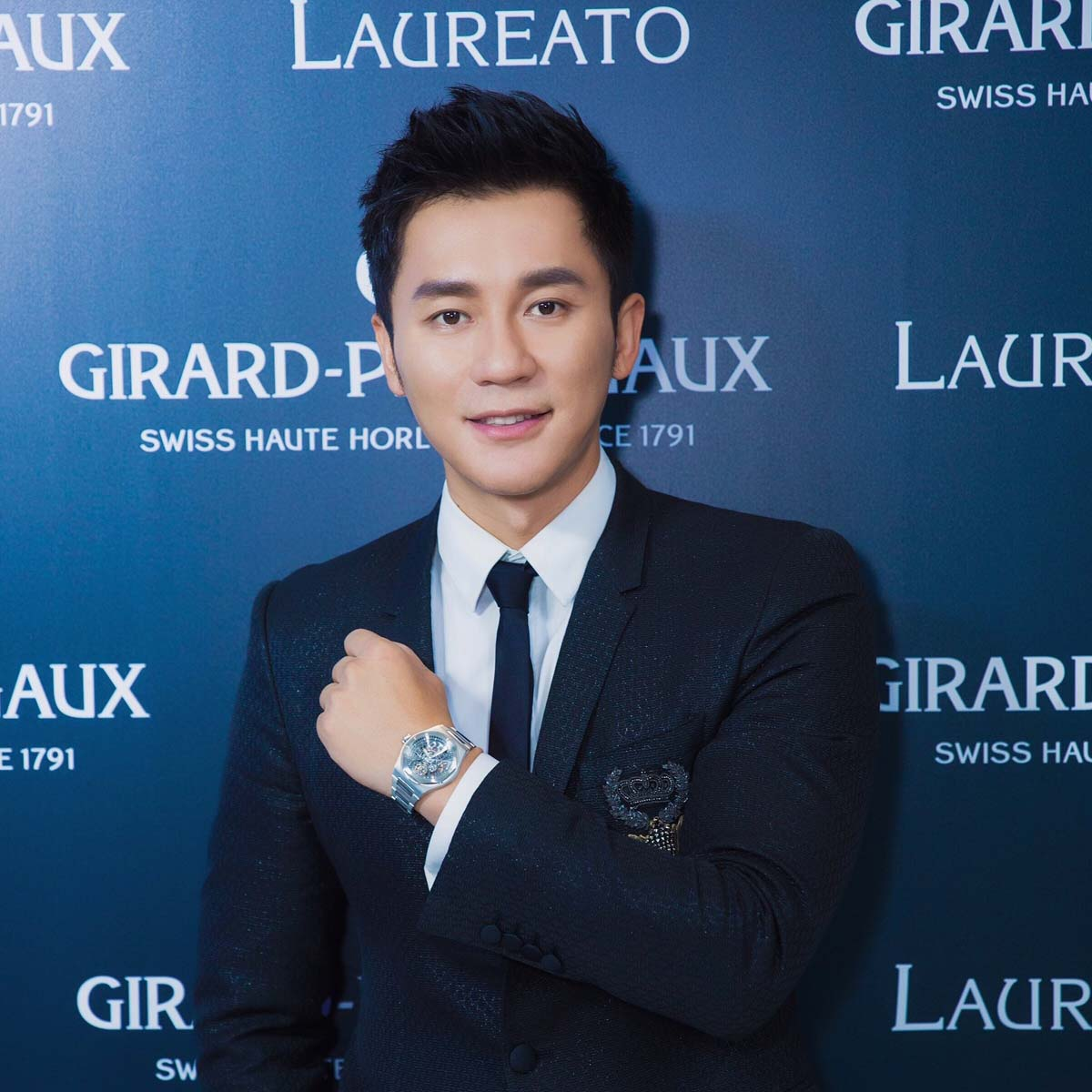 The Watch Quote: Photo - Girard-Perregaux Laureato Launch in Shanghai
