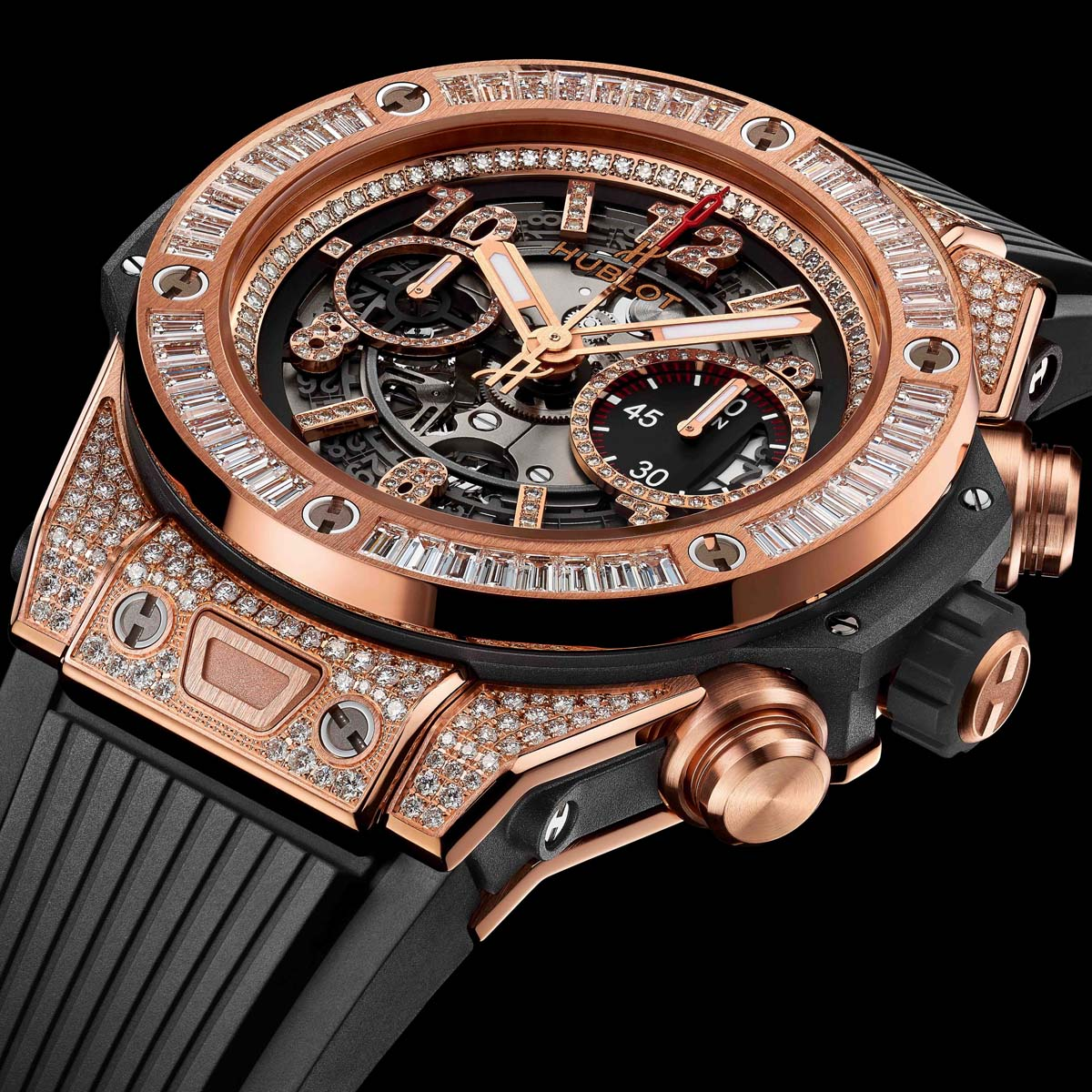 The Watch Quote: Photo - Hublot and Floyd Mayweather Jr. are back together against Conor McGregor