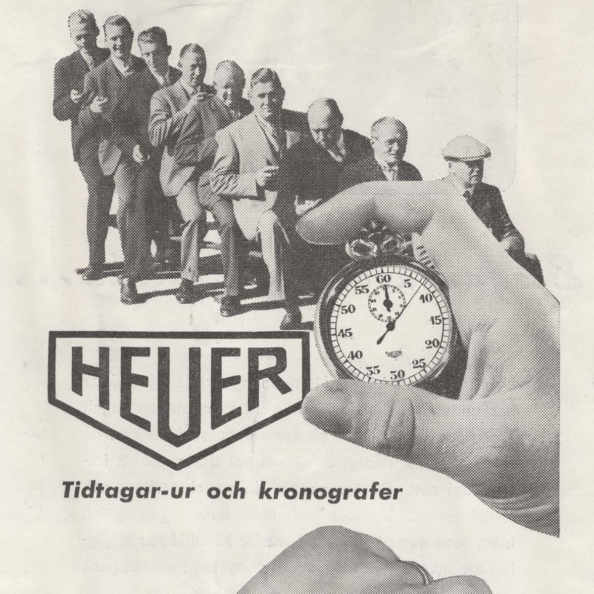 La Cote des Montres : Photo - Heuer Globetrotter, une exposition inédite