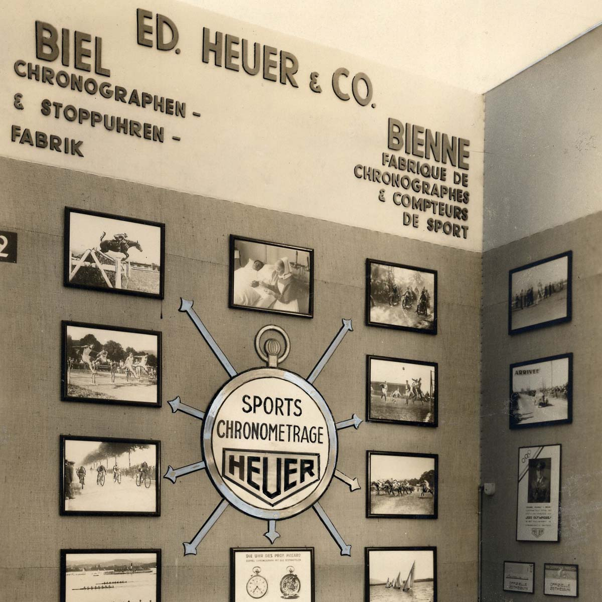 The Watch Quote: Photo - Heuer Globetrotter, an unprecedented exhibition