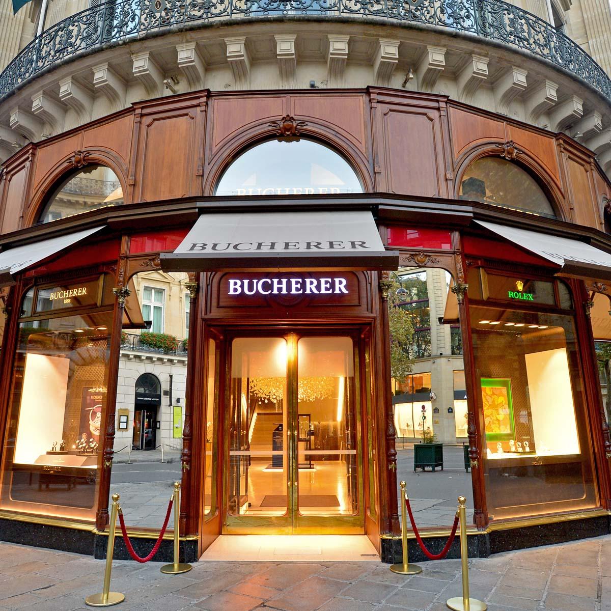 La Cote des Montres : Photo - La Maison Bucherer célèbre la 34ème édition des Journées Européennes du Patrimoine
