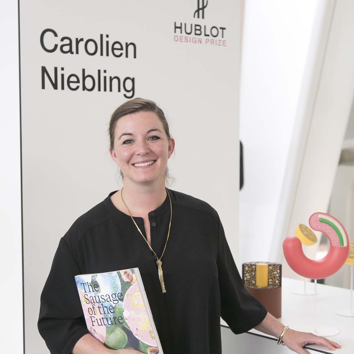 La Cote des Montres : Photo - Carolien Niebling remporte le Hublot Design Prize 2017