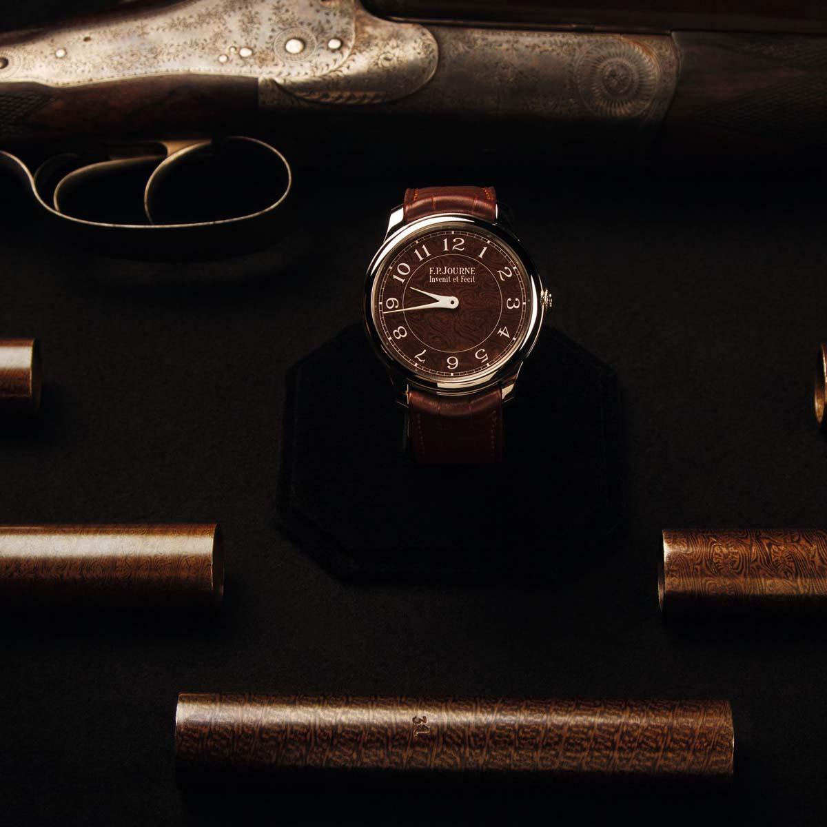 La Cote des Montres : Photo - F.P.Journe Chronomètre Holland