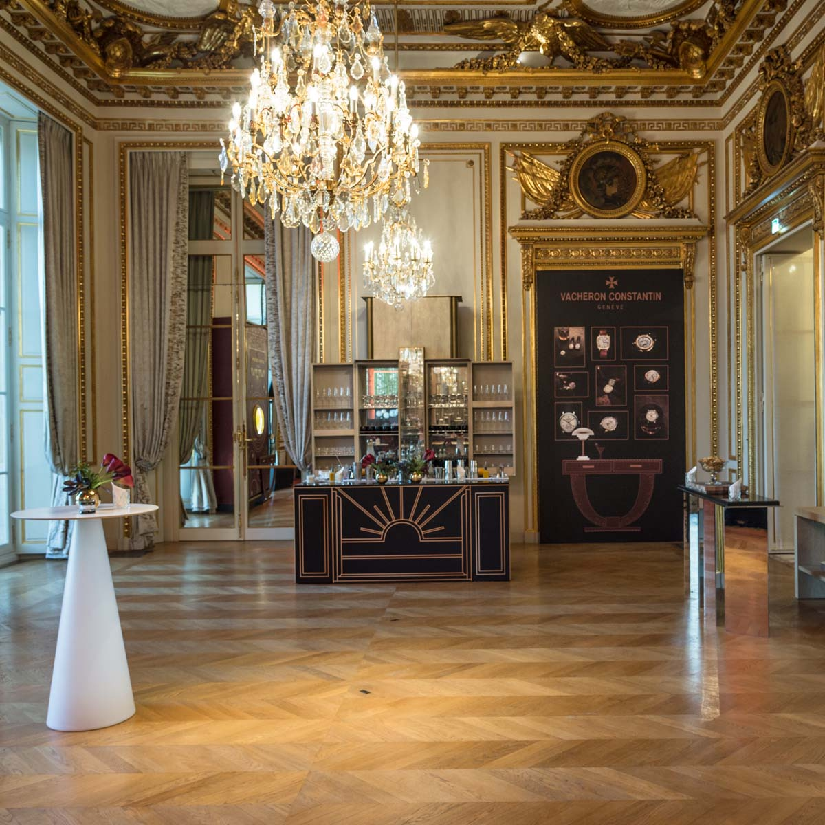 The Watch Quote: Photo - The Vacheron Constantin Historiques collection enjoys an international preview in Paris