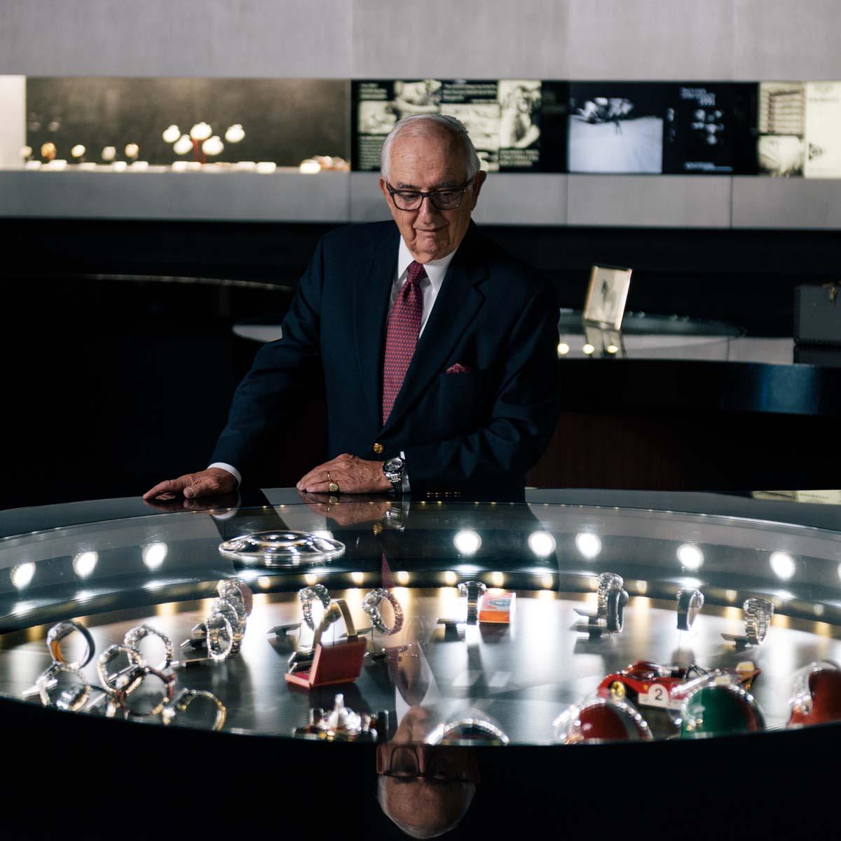 La Cote des Montres : Photo - Tag Heuer Autavia Jack Heuer 85th Anniversary