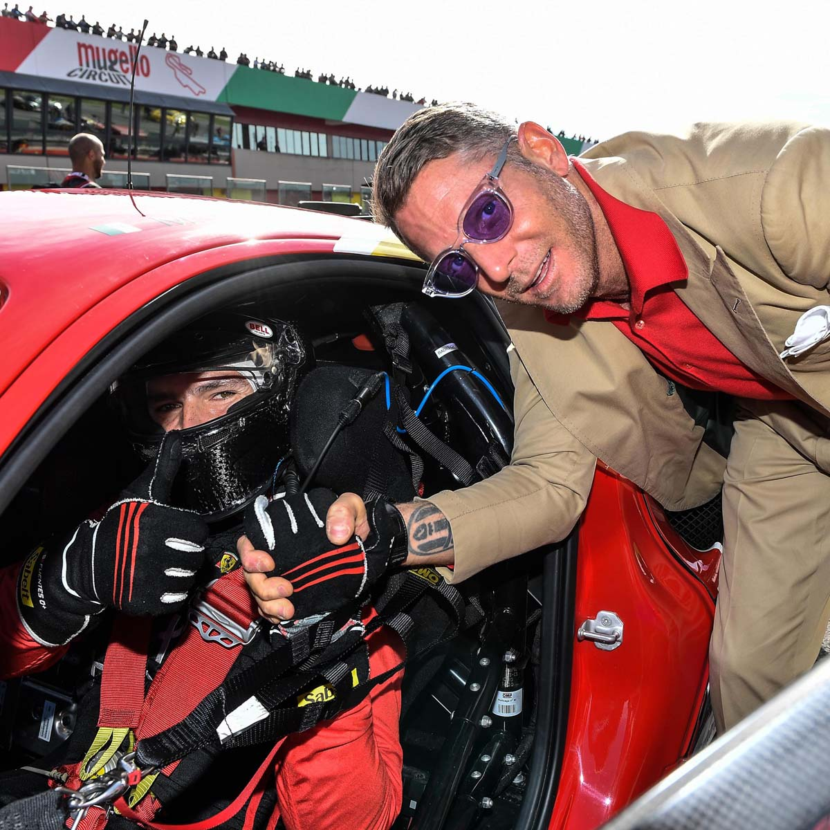 La Cote des Montres : Photo - Hublot se joint à Ferrari pour célébrer les Finali Mondiali !