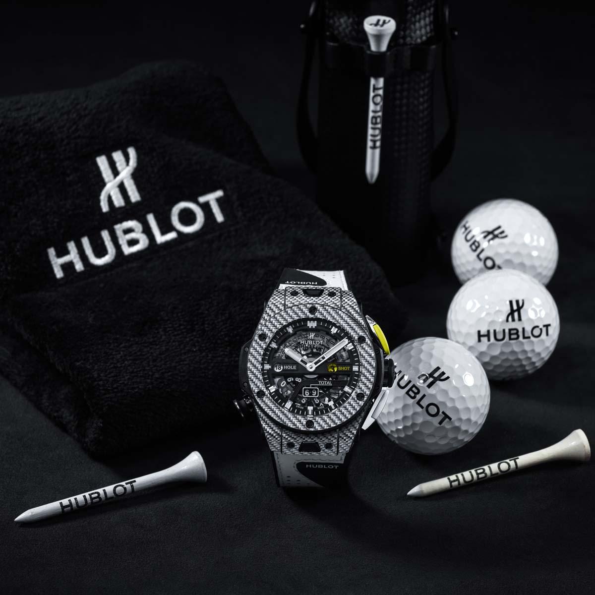The Watch Quote: Photo - Hublot Big Bang Unico Golf