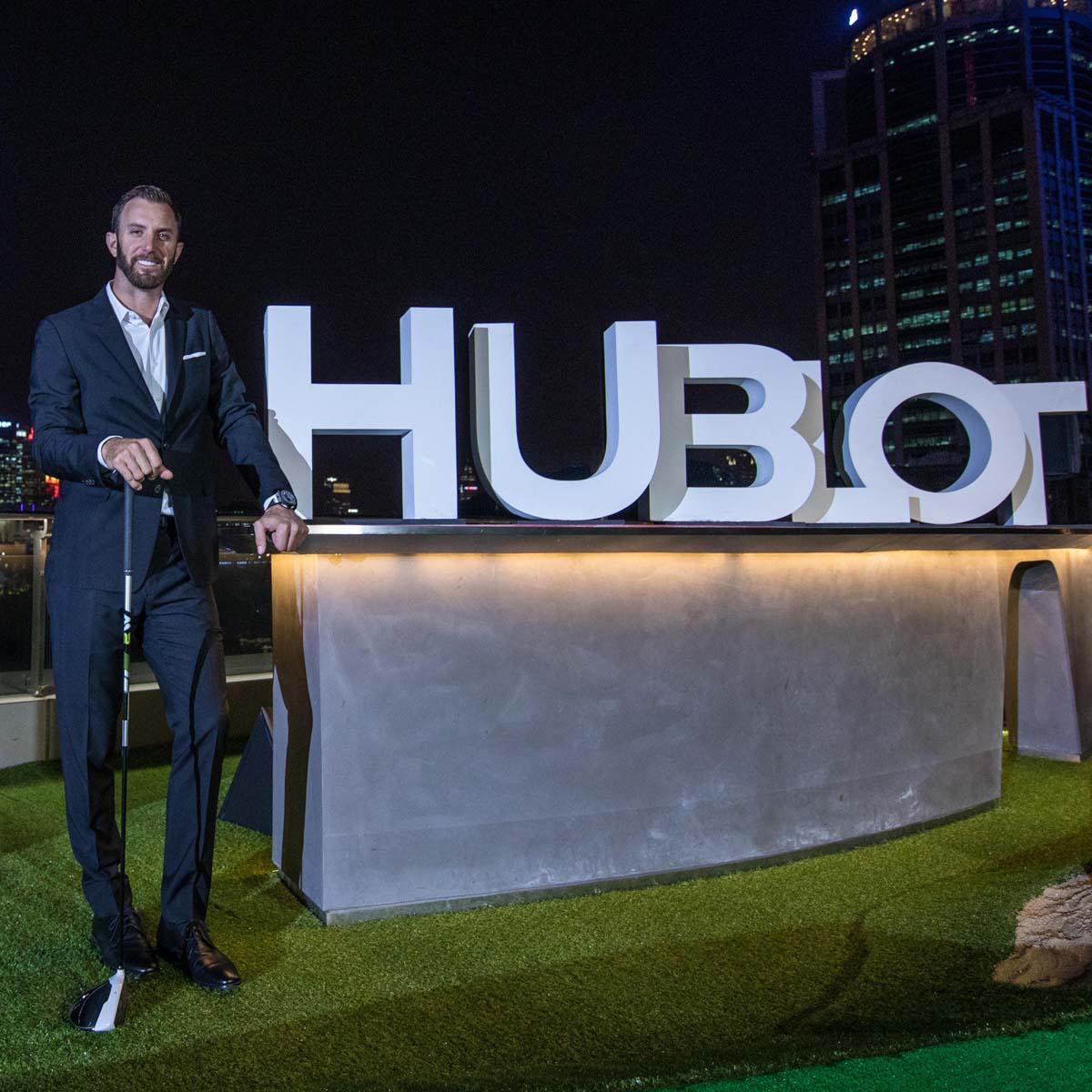 La Cote des Montres : Photo - Hublot Big Bang Unico Golf