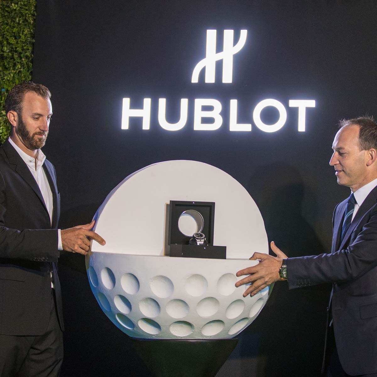 La Cote des Montres : Photo - Hublot Big Bang Unico Golf