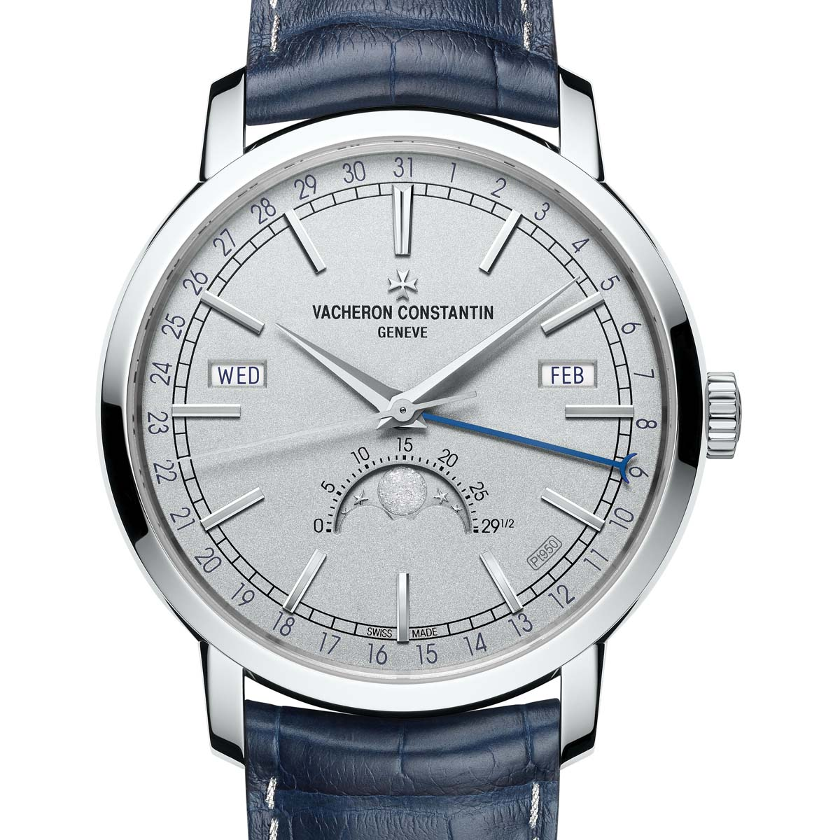 The Watch Quote: Photo - Vacheron Constantin Traditionnelle complete calendar