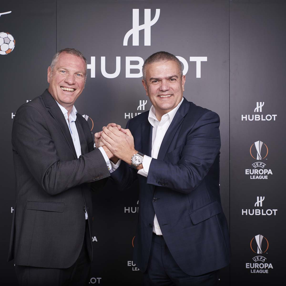 The Watch Quote: Photo - Hublot Classic Fusion Chronograph UEFA Europa League