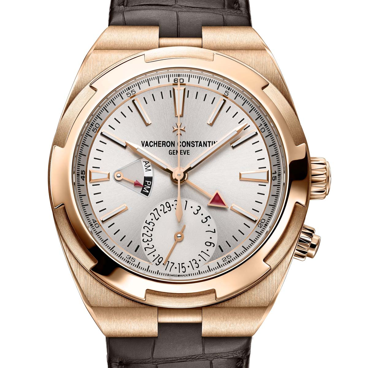 The Watch Quote: Photo - Vacheron Constantin Overseas dual time