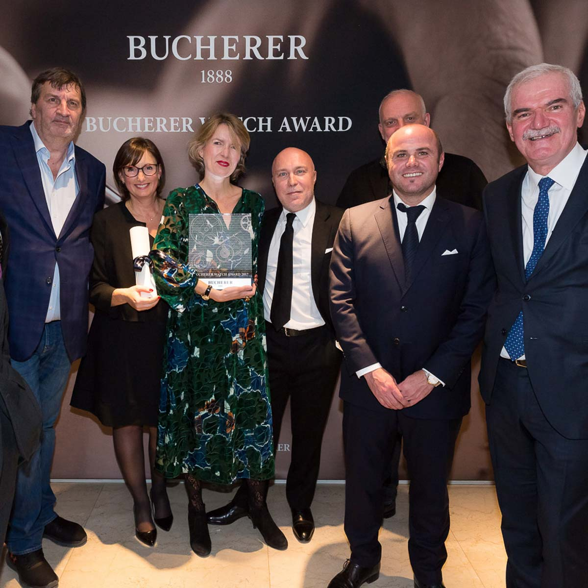 La Cote des Montres : Photo - La montre « Neo Bridges », de la Maison Girard-Perregaux, lauréate du « Bucherer Watch Award 2017 »