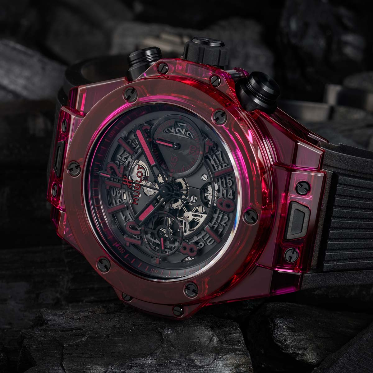 The Watch Quote: Photo - Hublot Big Bang Unico Sapphire