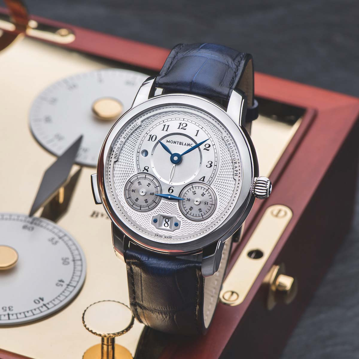 The Watch Quote: Photo - Montblanc presents two new evocative chronograph models Star Legacy