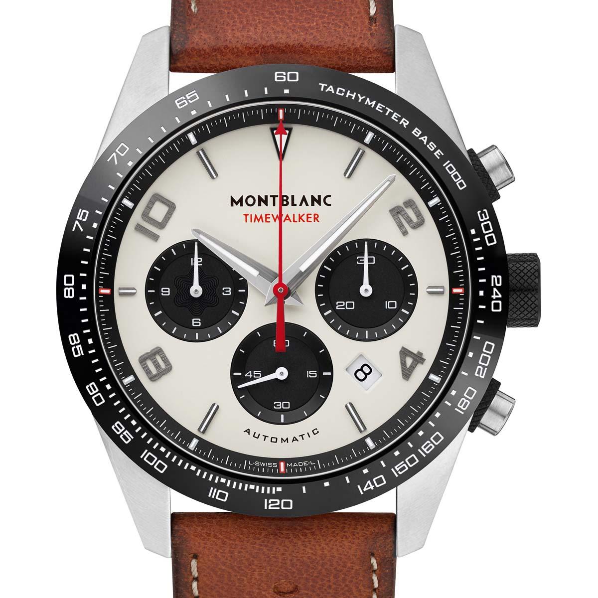 La Cote des Montres : Photo - Montblanc dévoile deux nouveaux modèles de sa Collection TimeWalker