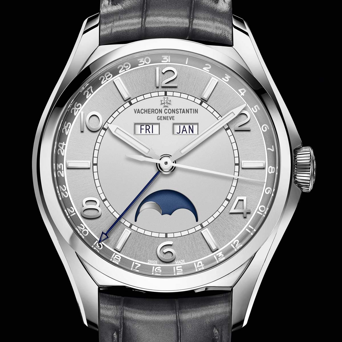 The Watch Quote: Photo - Vacheron Constantin presents its new FIFTYSIX® collection