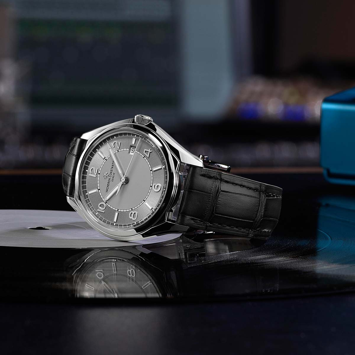 The Watch Quote: Photo - Vacheron Constantin FIFTYSIX® Self-winding