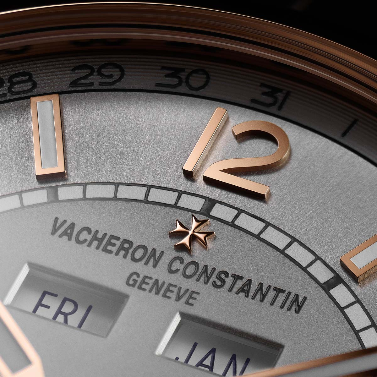 The Watch Quote: Photo - Vacheron Constantin FIFTYSIX® Complete Calendar