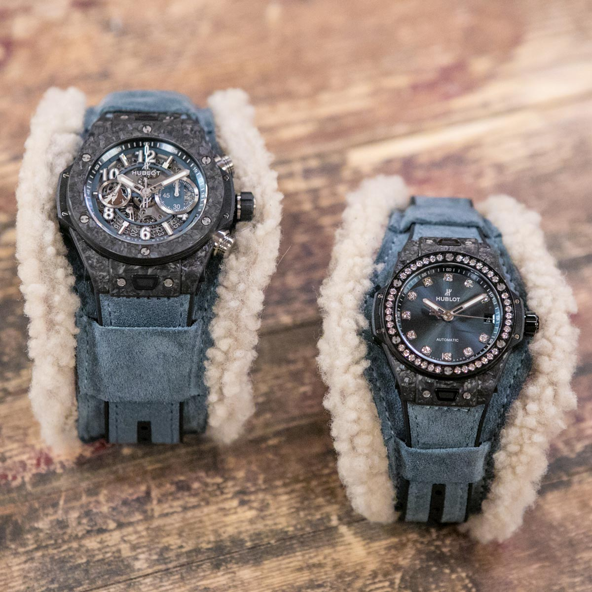 "The Watch Quote: Photo - Hublot ""Big Bang Alps�"