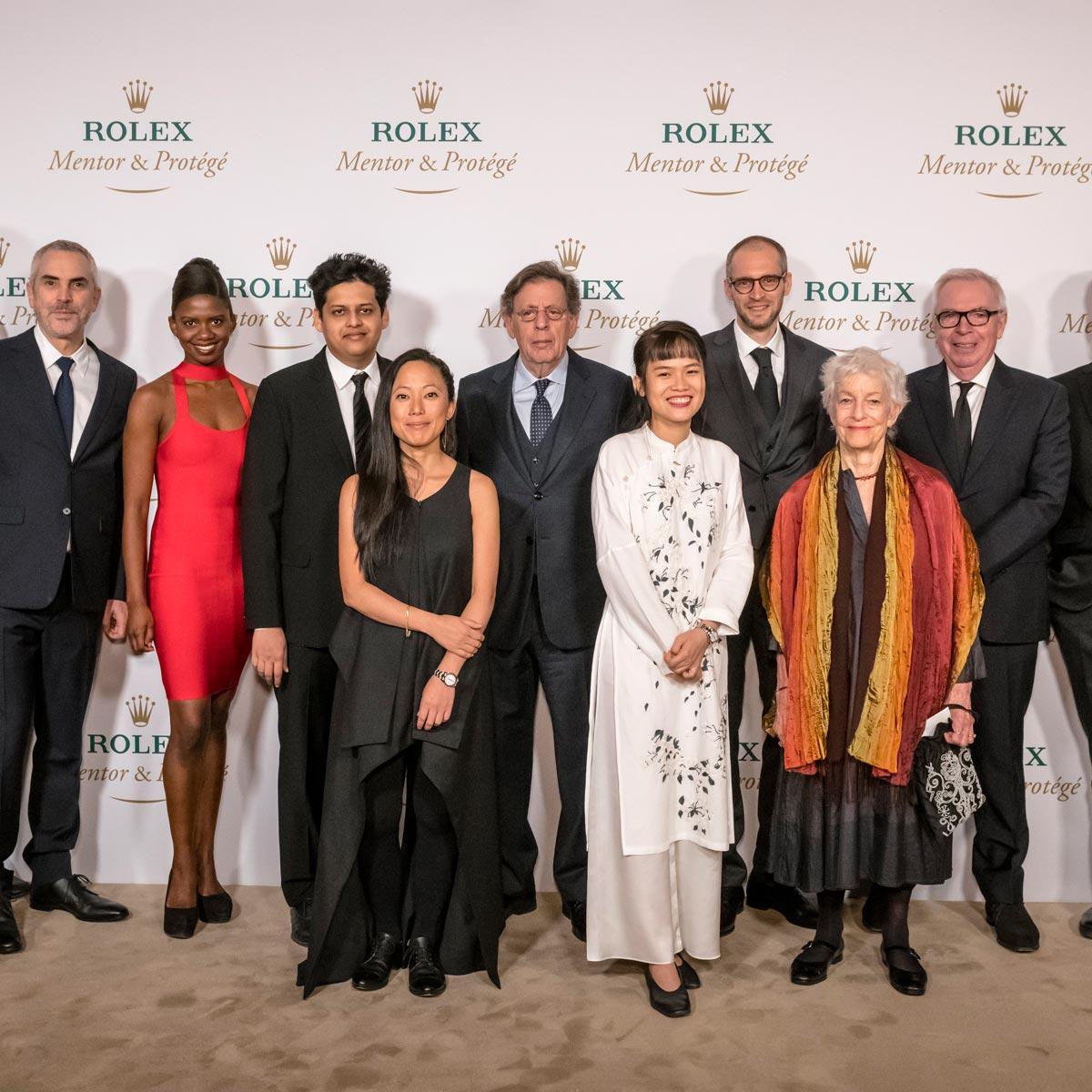 La Cote des Montres : Photo - Le programme Rolex Mentor