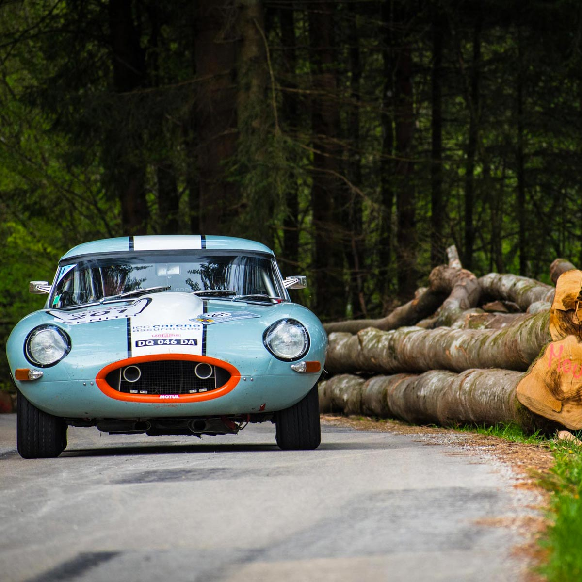 La Cote des Montres : Photo - Zenith Tour Auto Optic 2ooo - Mercredi 25 avril : Besançon – Megève