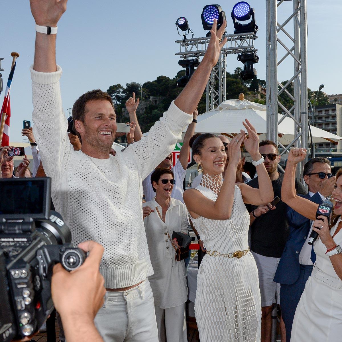 La Cote des Montres : Photo - Grand Prix de Monaco 2018: TAG Heuer prend à nouveau ses quartiers dans la Principauté
