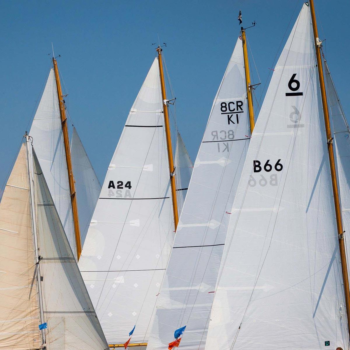 La Cote des Montres : Photo - Les Voiles d'Antibes : 14e édition du Panerai Classic Yachts Challenge