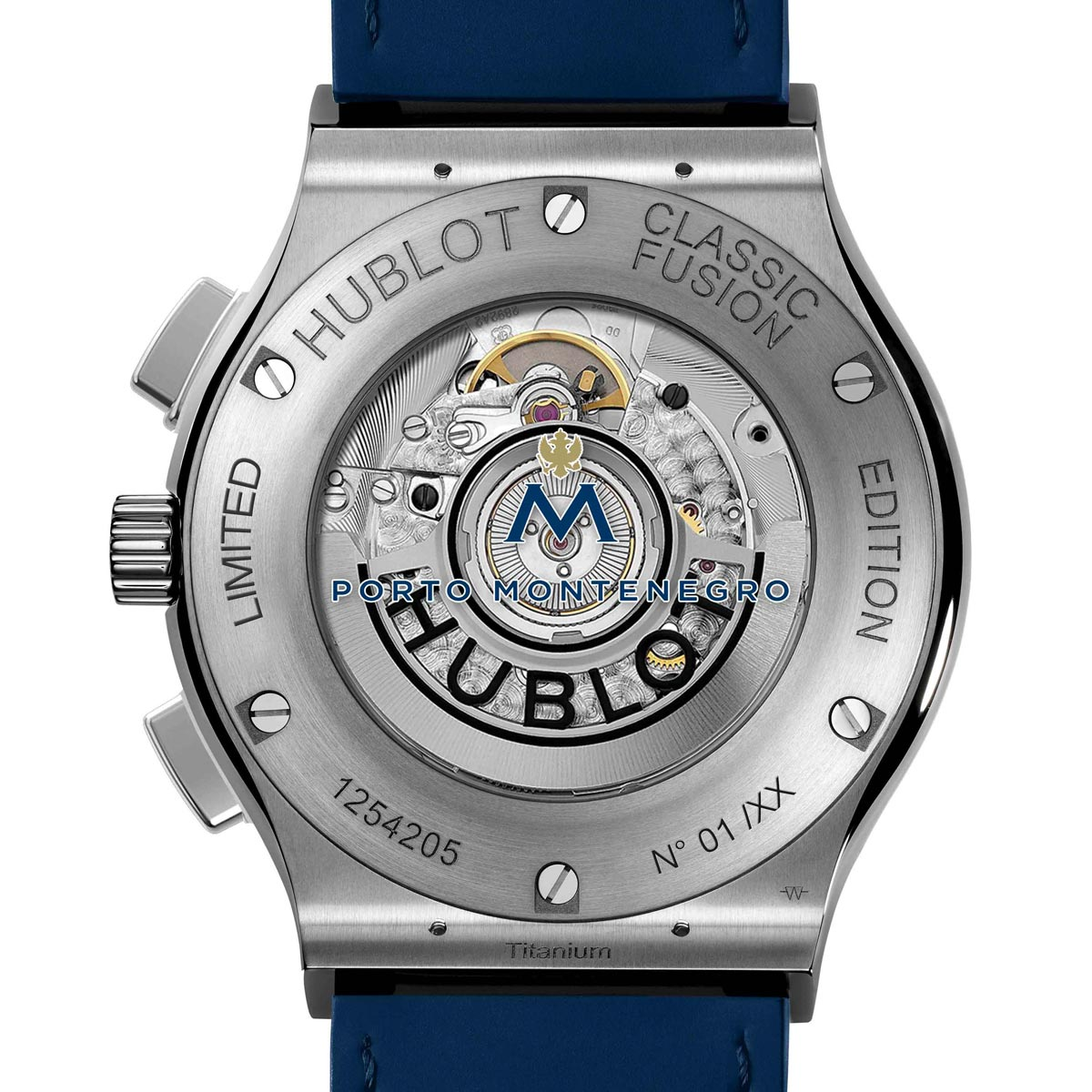 La Cote des Montres : Photo - Hublot devient le chronométreur officiel de Porto Montenegro Marina and Yacht Club