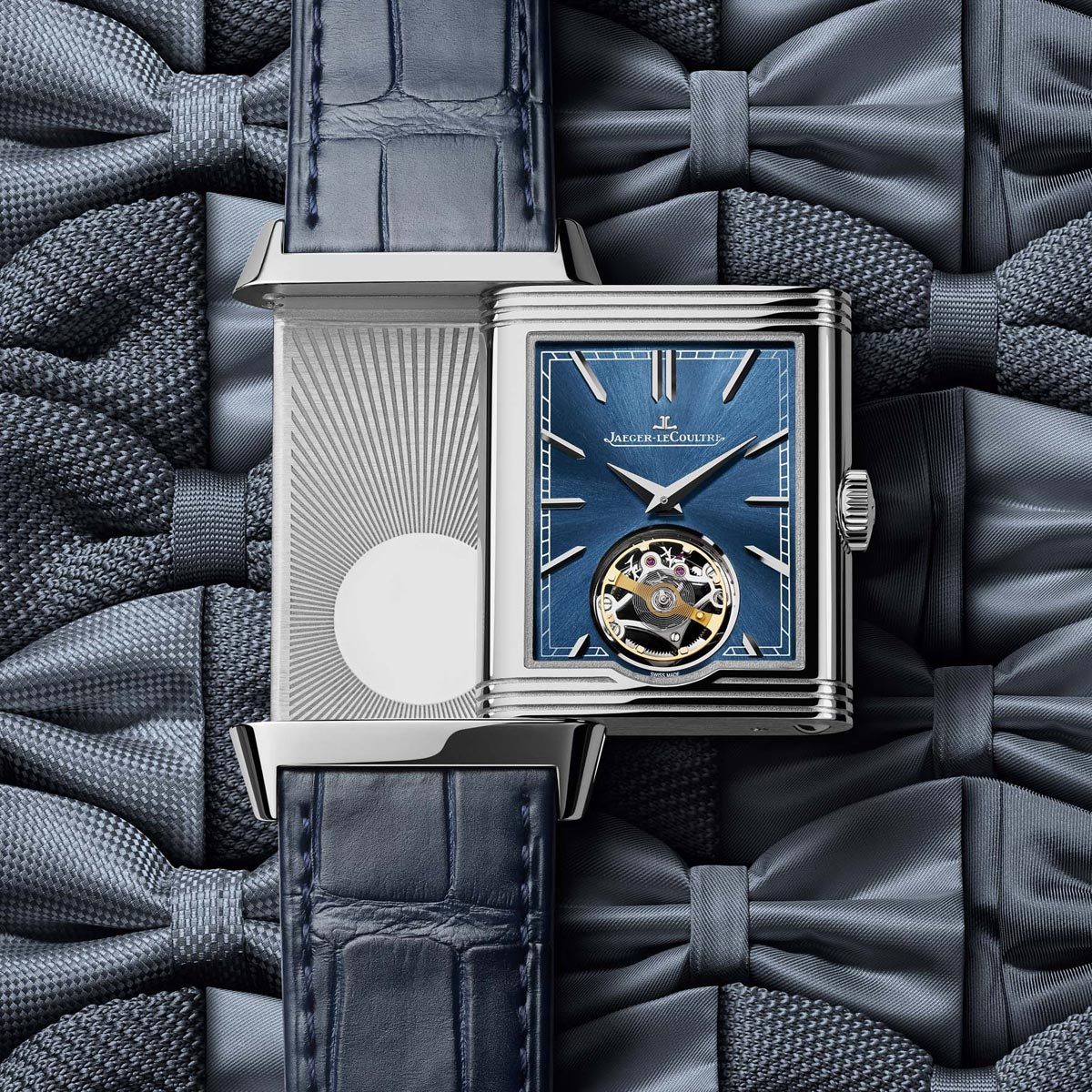 The Watch Quote: Photo - Jaeger-LeCoultre Reverso Tribute Tourbillon Duoface