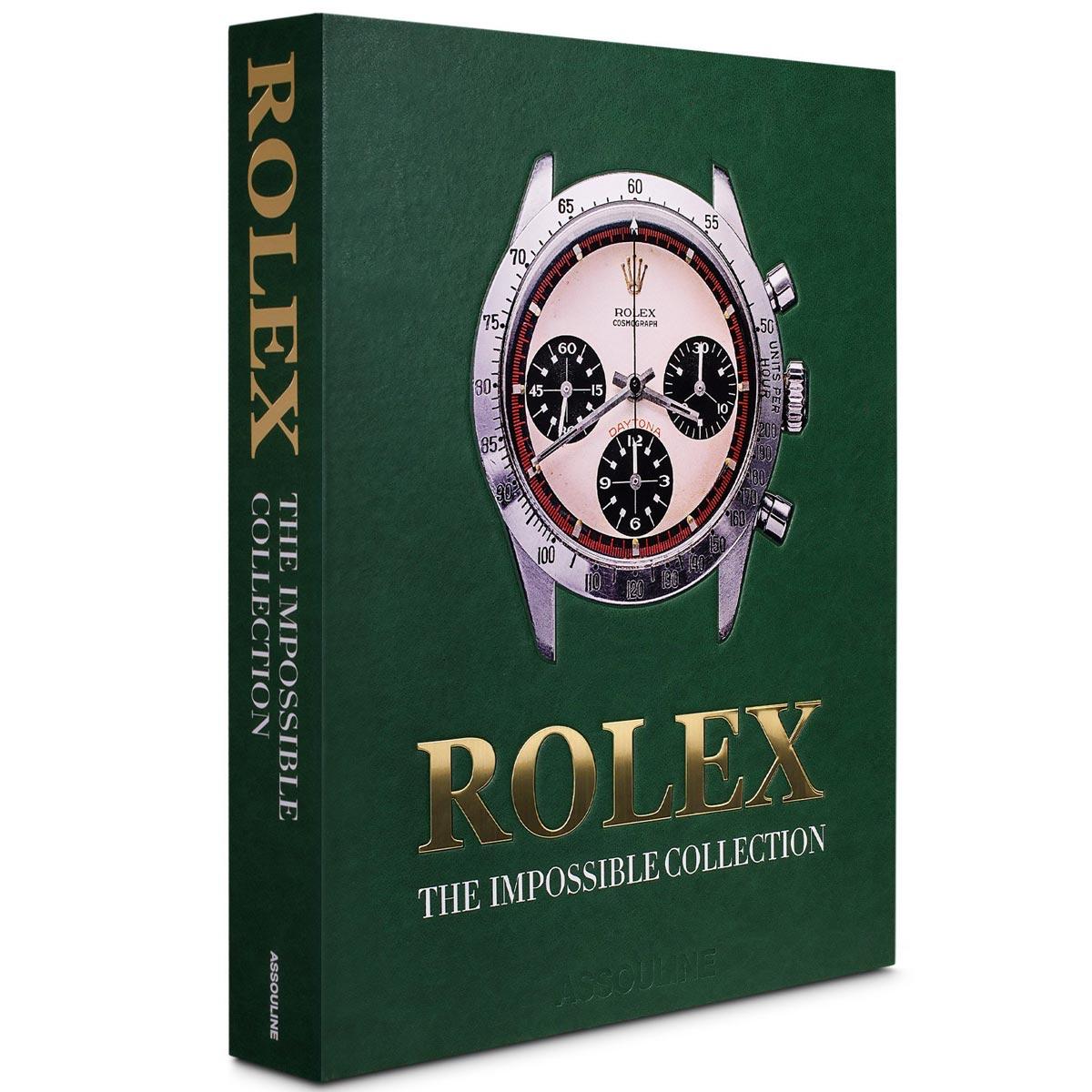 La Cote des Montres : Photo - Rolex: The Impossible Collection par Fabienne Reybaud