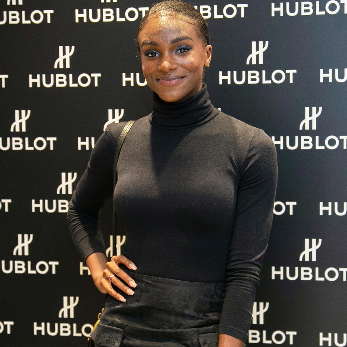 La Cote des Montres : Photo - Hublot ouvre sa boutique phare à Londres en présence de Lara Stone, Dina Asher-Smith et le Chelsea FC Players