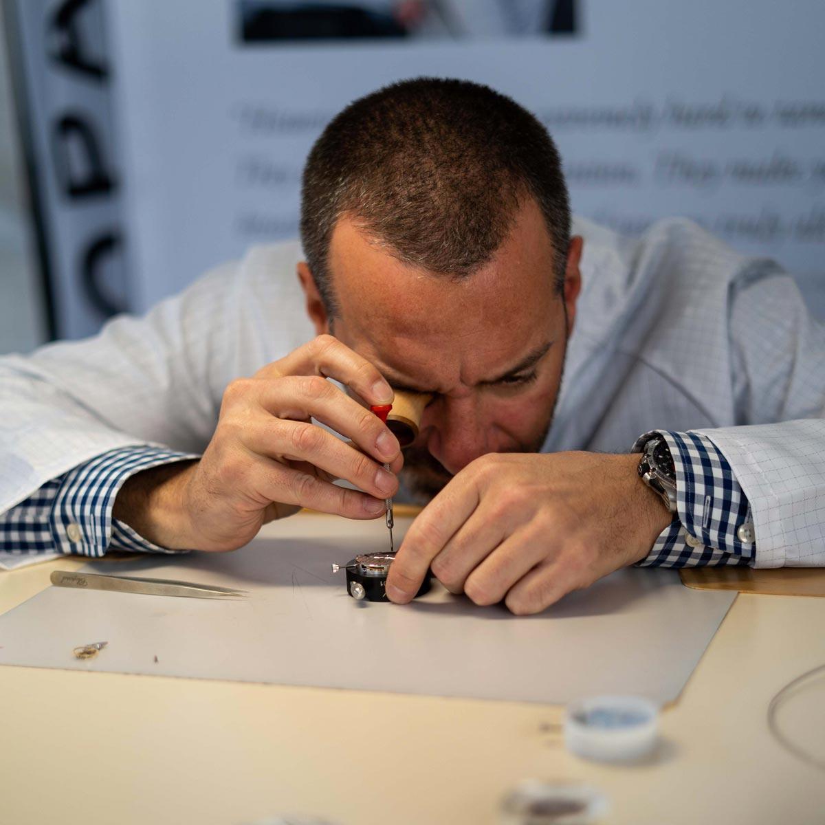 La Cote des Montres : Photo - Chopard Mille Miglia Classic Chronograph Racing Stripes Edition