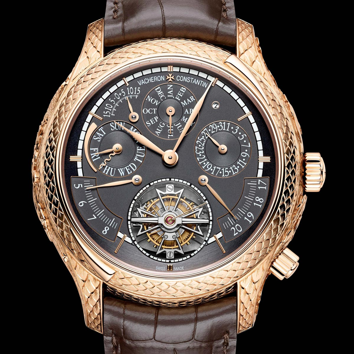 The Watch Quote: Photo - Vacheron Constantin Les Cabinotiers Grand Complication Phœnix