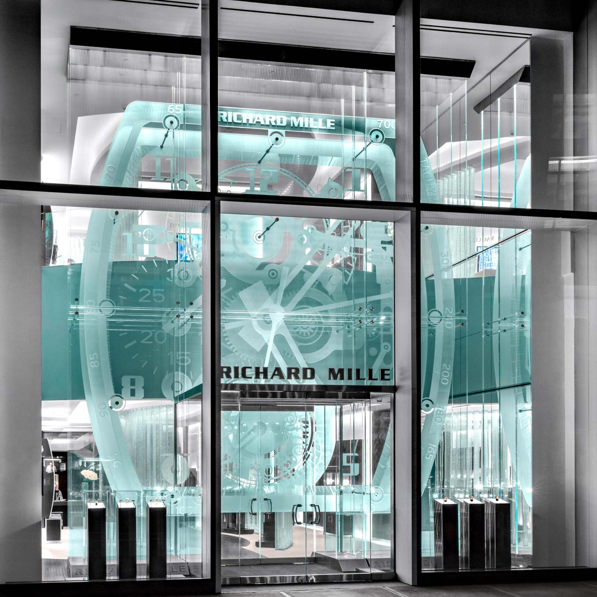 La Cote des Montres : Photo - Richard Mille ouvre un flagship à New York